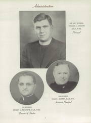 Aquinas Institute - Arete Yearbook (Rochester, NY) online yearbook collection, 1947 Edition, Page 11