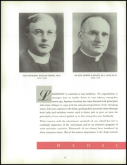 Page 16, 1950 Edition, Aquinas Institute - Arete Yearbook (Rochester, NY) online yearbook collection