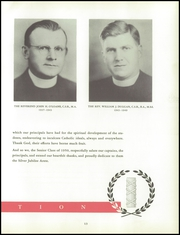 Page 17, 1950 Edition, Aquinas Institute - Arete Yearbook (Rochester, NY) online yearbook collection