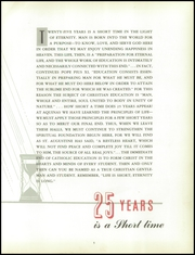 Page 9, 1950 Edition, Aquinas Institute - Arete Yearbook (Rochester, NY) online yearbook collection