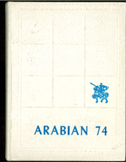Arab High School - Arabian Yearbook (Arab, AL) online yearbook collection, 1974 Edition, Cover