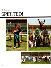 Page 10, 1987 Edition, Aragon High School - El Tesoro Yearbook (San Mateo, CA) online yearbook collection