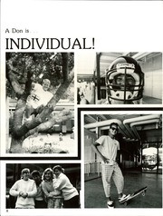 Page 12, 1987 Edition, Aragon High School - El Tesoro Yearbook (San Mateo, CA) online yearbook collection