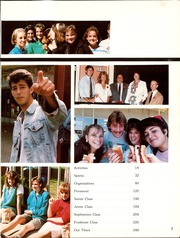 Page 7, 1987 Edition, Aragon High School - El Tesoro Yearbook (San Mateo, CA) online yearbook collection