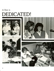 Page 8, 1987 Edition, Aragon High School - El Tesoro Yearbook (San Mateo, CA) online yearbook collection