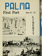 Page 12, 1955 Edition, Arcadia (AD 23) - Naval Cruise Book online yearbook collection