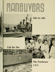 Page 15, 1955 Edition, Arcadia (AD 23) - Naval Cruise Book online yearbook collection