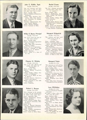 Page 13, 1936 Edition, Arcadia High School - Arcadian Yearbook (Arcadia, OH) online yearbook collection