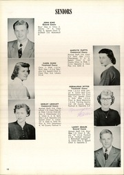 Page 16, 1953 Edition, Arcadia High School - Arcadian Yearbook (Arcadia, OH) online yearbook collection