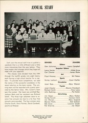 Page 7, 1953 Edition, Arcadia High School - Arcadian Yearbook (Arcadia, OH) online yearbook collection