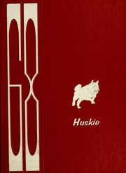 Arcadia High School - Huskie Yearbook (Arcadia, NE) online yearbook collection, 1968 Edition, Cover