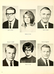 Page 14, 1968 Edition, Arcadia High School - Huskie Yearbook (Arcadia, NE) online yearbook collection