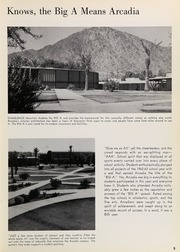 Page 9, 1963 Edition, Arcadia High School - Olympian Yearbook (Phoenix, AZ) online yearbook collection