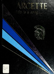 Arcanum High School - Arcette Yearbook (Arcanum, OH) online yearbook collection, 1983 Edition, Cover