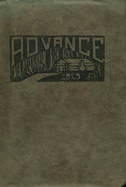 Arcata High School - Advance Yearbook (Arcata, CA) online yearbook collection, 1929 Edition, Cover