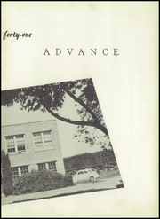 Page 7, 1941 Edition, Arcata High School - Advance Yearbook (Arcata, CA) online yearbook collection