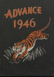 Arcata High School - Advance Yearbook (Arcata, CA) online yearbook collection, 1946 Edition, Cover