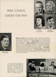 Page 11, 1950 Edition, Arcata High School - Advance Yearbook (Arcata, CA) online yearbook collection