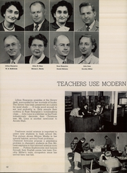 Page 14, 1950 Edition, Arcata High School - Advance Yearbook (Arcata, CA) online yearbook collection