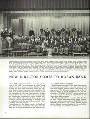 Archbishop Hoban High School - Way Yearbook (Akron, OH) online yearbook collection, 1962 Edition, Page 44