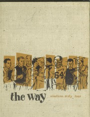 Archbishop Hoban High School - Way Yearbook (Akron, OH) online yearbook collection, 1964 Edition, Cover