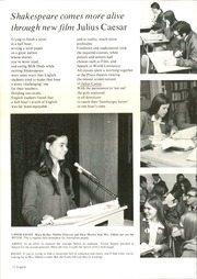 Page 16, 1971 Edition, Archbishop Murray Memorial High School - Verbum (Maplewood, MN) online yearbook collection