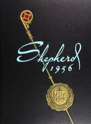 Archbishop Stepinac High School - Shepherd Yearbook (White Plains, NY) online yearbook collection, 1956 Edition, Cover