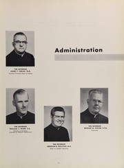 Page 15, 1956 Edition, Archbishop Stepinac High School - Shepherd Yearbook (White Plains, NY) online yearbook collection