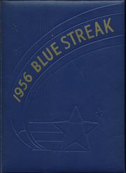 Archbold High School - Blue Streak Yearbook (Archbold, OH) online yearbook collection, 1956 Edition, Cover