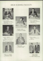 Page 10, 1956 Edition, Archbold High School - Blue Streak Yearbook (Archbold, OH) online yearbook collection