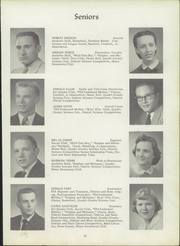 Page 17, 1958 Edition, Archbold High School - Blue Streak Yearbook (Archbold, OH) online yearbook collection