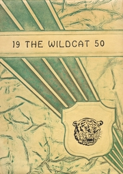 Archer City High School - Wildcat Yearbook (Archer City, TX) online yearbook collection, 1950 Edition, Cover