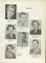 Page 13, 1955 Edition, Archer City High School - Wildcat Yearbook (Archer City, TX) online yearbook collection