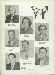 Page 14, 1955 Edition, Archer City High School - Wildcat Yearbook (Archer City, TX) online yearbook collection
