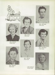 Page 15, 1955 Edition, Archer City High School - Wildcat Yearbook (Archer City, TX) online yearbook collection