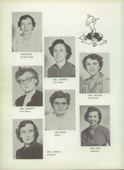 Page 16, 1955 Edition, Archer City High School - Wildcat Yearbook (Archer City, TX) online yearbook collection