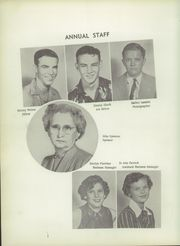 Page 8, 1955 Edition, Archer City High School - Wildcat Yearbook (Archer City, TX) online yearbook collection