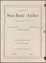 Page 8, 1948 Edition, Archer High School - Eagle Yearbook (Archer, IA) online yearbook collection