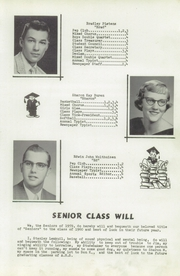 Archer High School - Eagle Yearbook (Archer, IA) online yearbook collection, 1959 Edition, Page 23