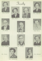 Page 13, 1954 Edition, Arcola High School - Quotanis Yearbook (Arcola, IN) online yearbook collection