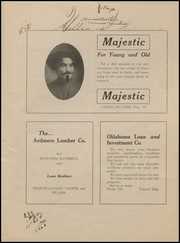 Ardmore High School - Spectrum Yearbook (Ardmore, OK) online yearbook collection, 1910 Edition, Page 3 of 48