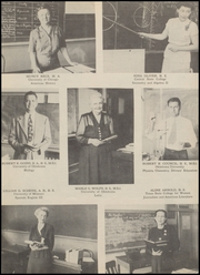 Page 12, 1948 Edition, Ardmore High School - Spectrum Yearbook (Ardmore, OK) online yearbook collection