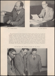 Page 10, 1952 Edition, Ardmore High School - Spectrum Yearbook (Ardmore, OK) online yearbook collection