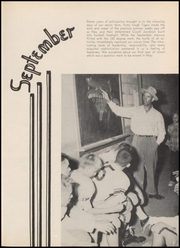 Page 11, 1952 Edition, Ardmore High School - Spectrum Yearbook (Ardmore, OK) online yearbook collection