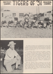 Page 15, 1952 Edition, Ardmore High School - Spectrum Yearbook (Ardmore, OK) online yearbook collection
