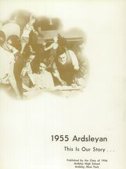 Page 7, 1955 Edition, Ardsley High School - Ardsleyan Yearbook (Ardsley, NY) online yearbook collection