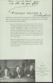 Page 12, 1944 Edition, Argentine High School - Mustang Yearbook (Kansas City, KS) online yearbook collection