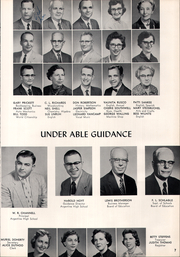 Page 11, 1959 Edition, Argentine High School - Mustang Yearbook (Kansas City, KS) online yearbook collection