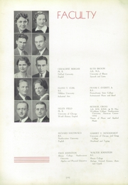 Page 14, 1937 Edition, Argo Community High School - Argolite Yearbook (Argo, IL) online yearbook collection