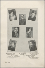 Page 12, 1926 Edition, Argos Community High School - Dragons Tale Yearbook (Argos, IN) online yearbook collection